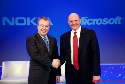 埃洛普:微软将为诺基亚提供数十亿美元支持