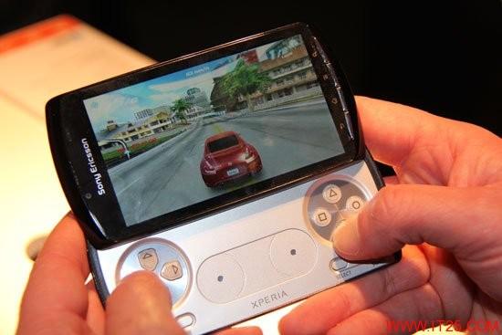 索尼爱立信发布PSP手机 即将中国上市