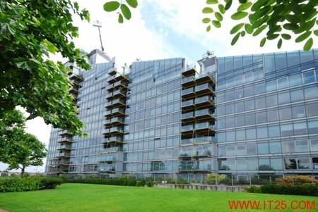 Google买下都柏林最高办公楼  金额达1.3亿美元