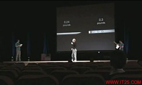 iPhone 5发布会彩排视频